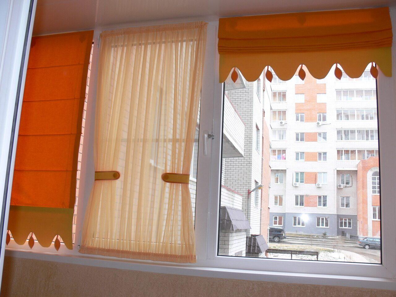Как сделать шторы на балкон своими руками, рекомендации, эта.